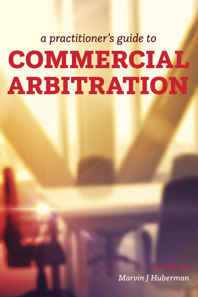 BookCommercialArbitration